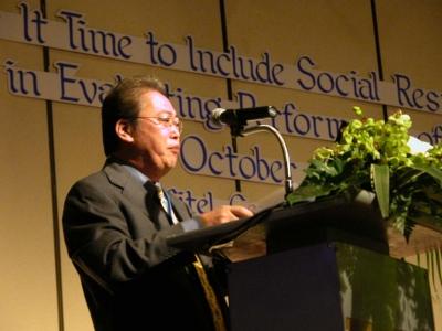 Pak Djoko seminar di Bangkok