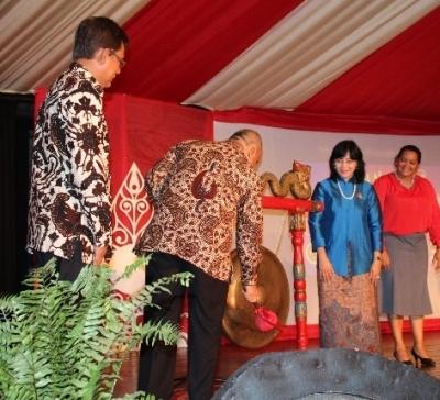 Kunjungan Wakil Gubernur DIY ke Paramaribo, Suriname, tanggal 30 Oktober & 7 November 2017