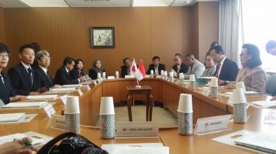 Laporan Kunjungan Kerja Delegasi Gubernur DIY Ke Jepang Tanggal 25 sampai 31 Maret 2018